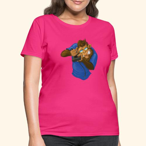 Neilzie Monkey Gaming - Women's T-Shirt