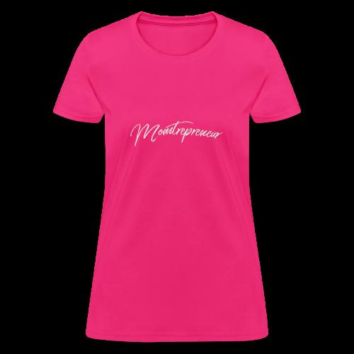 Momtrepreneur - Women's T-Shirt