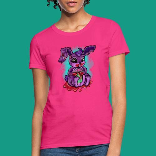 Zombunny - Women's T-Shirt