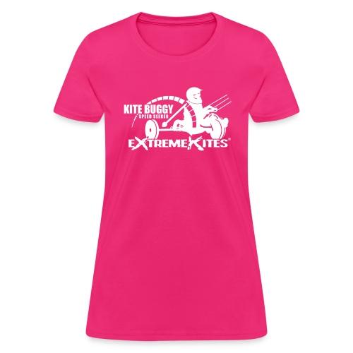 Kite Buggy Speed Seeker - Women's T-Shirt