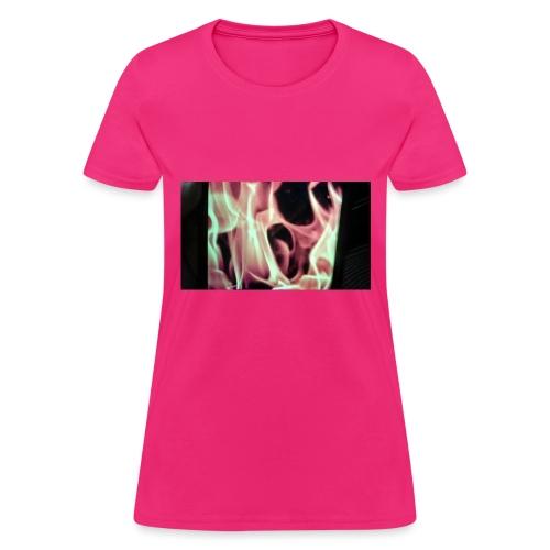 Te fire - Women's T-Shirt