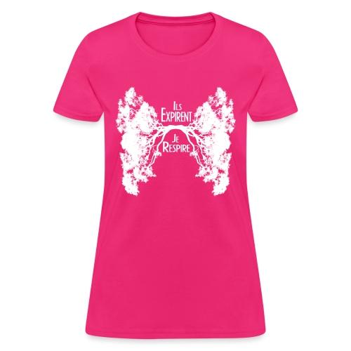 Oxygène Blanc - Women's T-Shirt