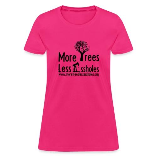MTLA.org - Women's T-Shirt