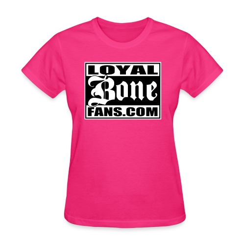 Loyal Bone Fans (Logo 2) - Women's T-Shirt