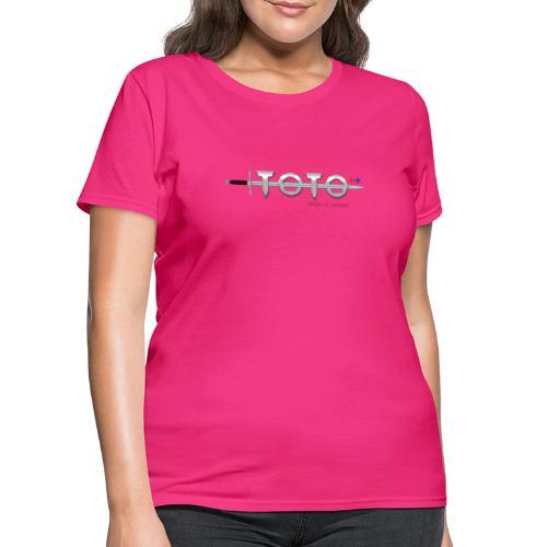 TOTO Tribute Canada (Black Name) - Women's T-Shirt
