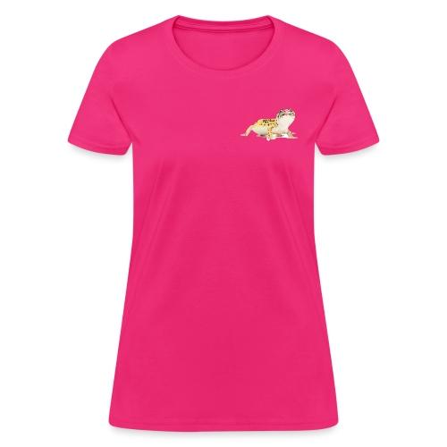 cute leopard gecko - Women's T-Shirt