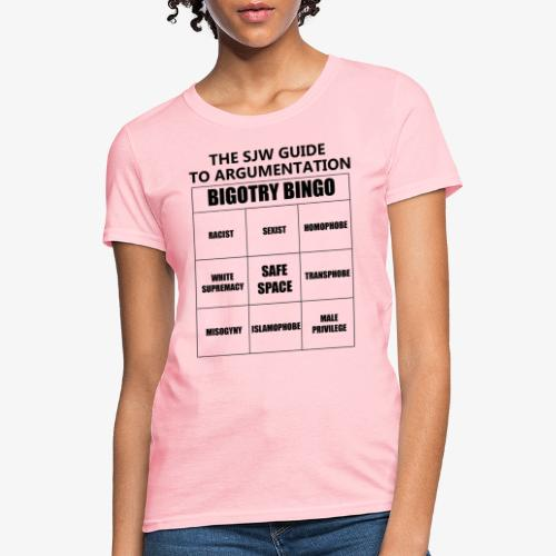 Bingo black - Women's T-Shirt