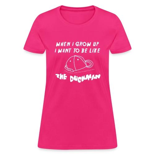 When I Grow Up - Women's T-Shirt