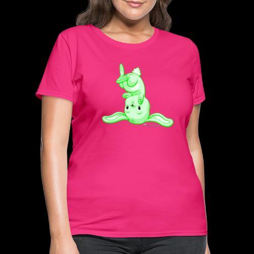 Green Bunny - Women's T-Shirt