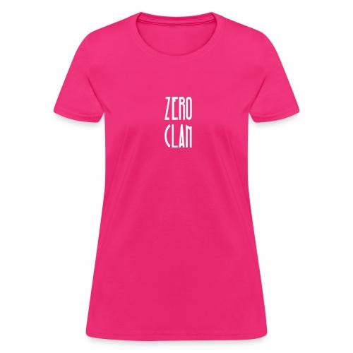 ZerO clan T-shirt - Women's T-Shirt