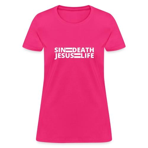 Romans 6:23 - Women's T-Shirt