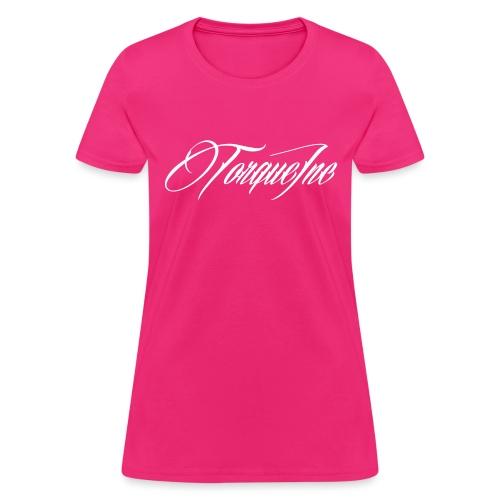 Torque Tattoo - Women's T-Shirt