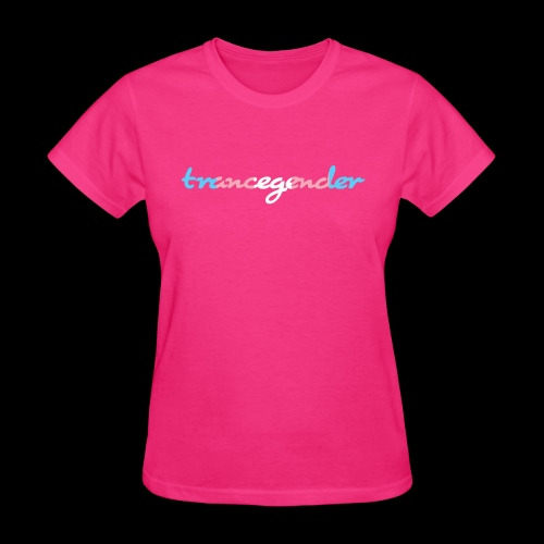 trancegender - Women's T-Shirt