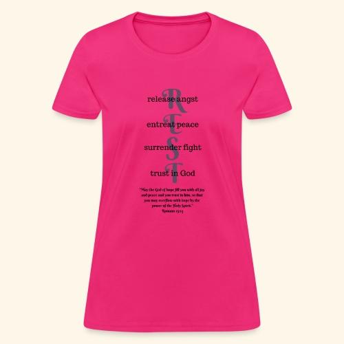 Rest - Women's T-Shirt
