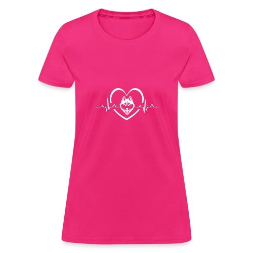 Love every beat for Husky T-Shirt - Women's T-Shirt