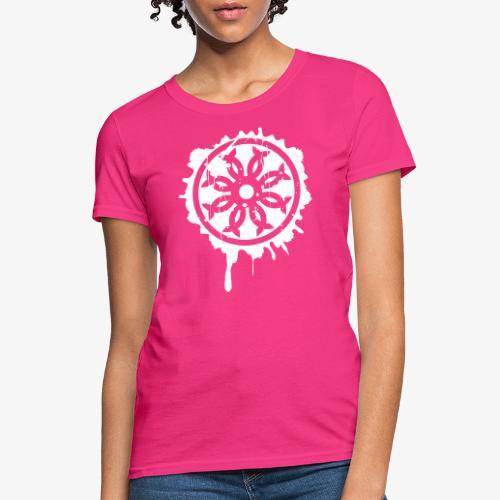 Splatter Crest - Women's T-Shirt