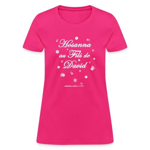 Hosanna - T-shirt pour femmes