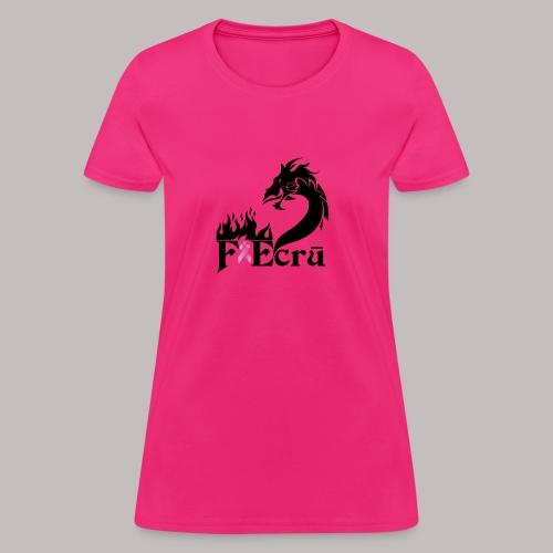 crū Breast Cancer Awareness - Women's T-Shirt