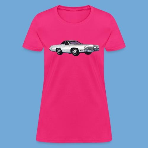 1969 Cadillac Eldorado Supercoupe - Women's T-Shirt