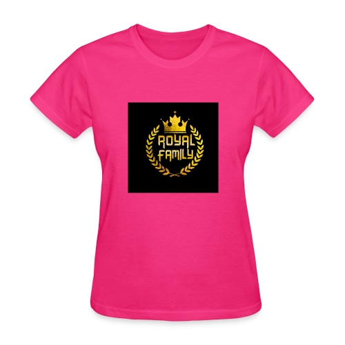 The Royal Family Merch - Women's T-Shirt