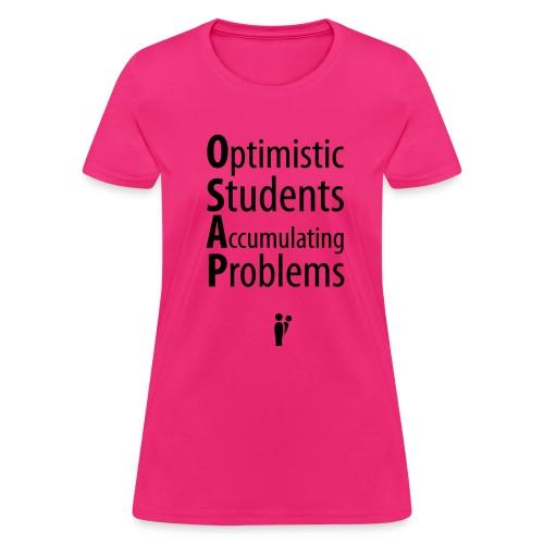 osap - Women's T-Shirt