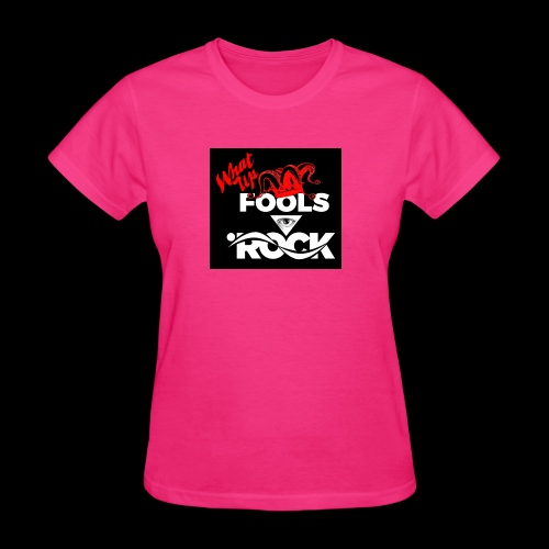 Fool design - Women's T-Shirt