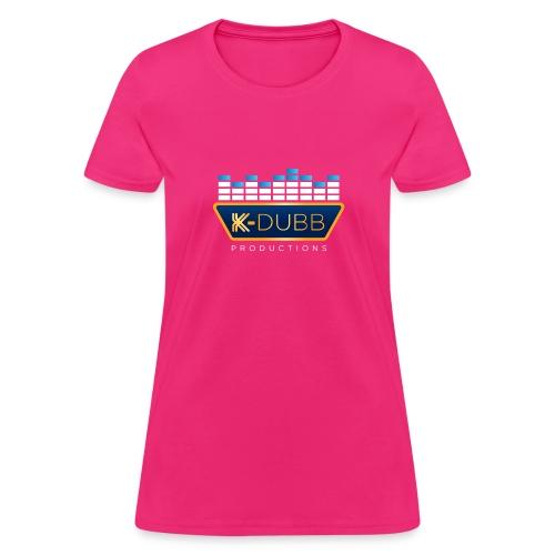K-DUBB Productions - Women's T-Shirt