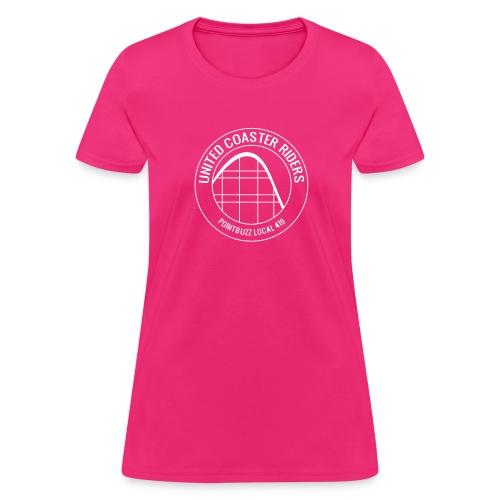 united coaster riders - Women's T-Shirt
