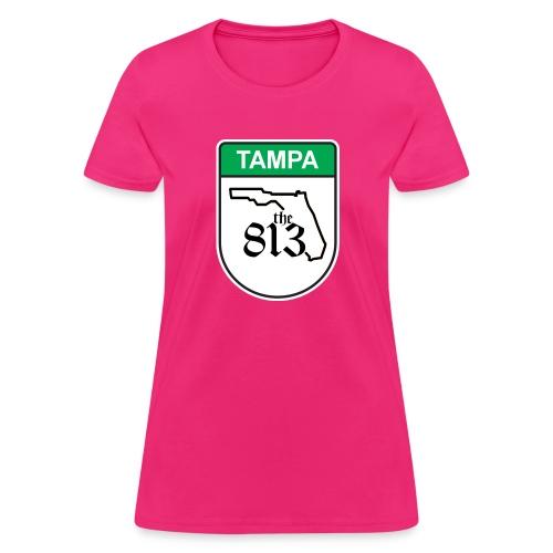 Tampa Toll - Women's T-Shirt