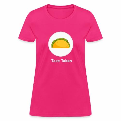 taconewwhite - Women's T-Shirt