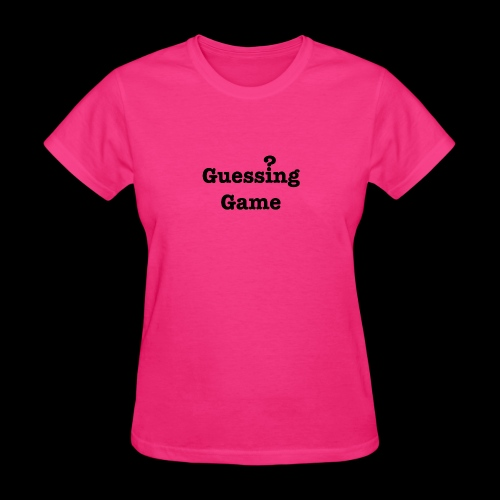 Question - Women's T-Shirt