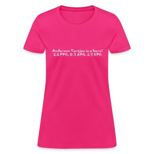 anderson varejao - Women's T-Shirt