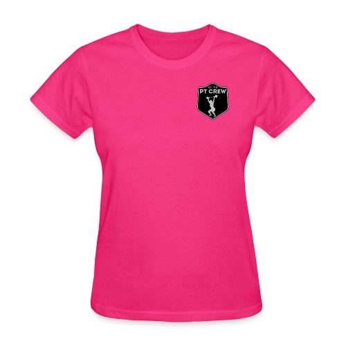 I Did PT at the War College - Ladies - Women's T-Shirt