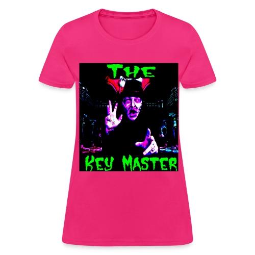 The Key Master Custom - Women's T-Shirt