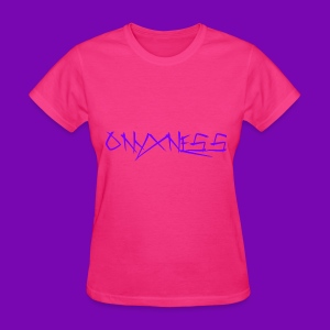 OnyxNess (Purple) - Women's T-Shirt