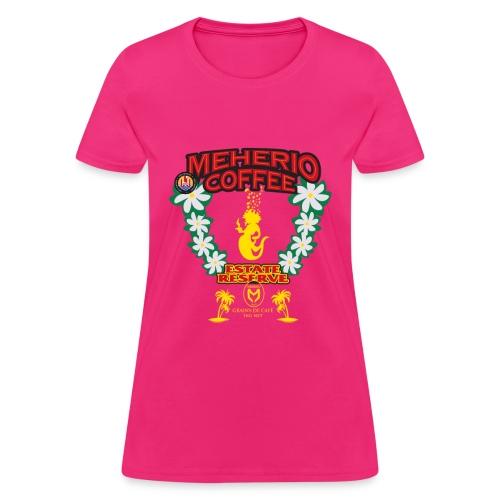 MEHERIO COFFEE - Women's T-Shirt