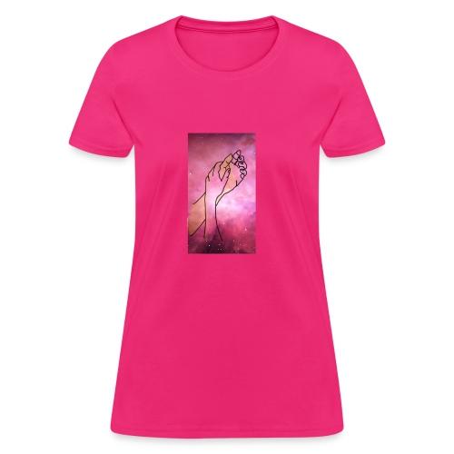 hands - Women's T-Shirt