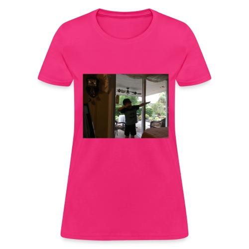 Dabbing - Women's T-Shirt