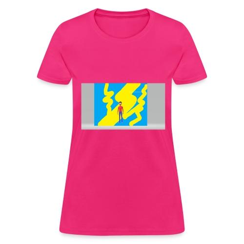 jj mine - Women's T-Shirt