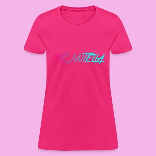MR.nutella merch - Women's T-Shirt