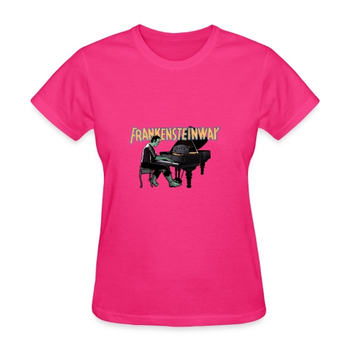 frankensteinway - Women's T-Shirt