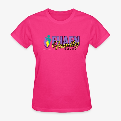 Fhaen Family Squad - Women's T-Shirt
