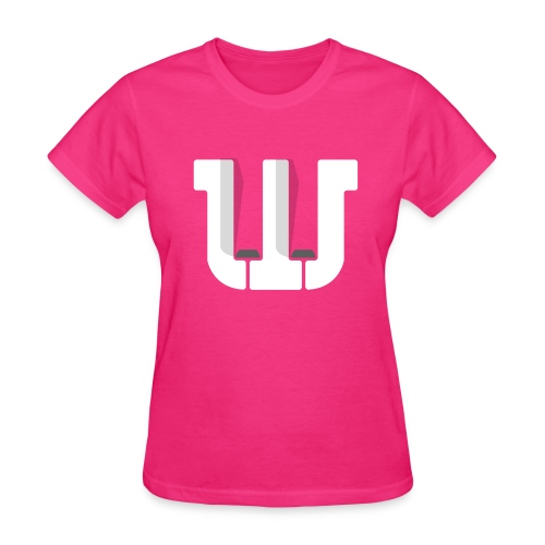 W Logo - Women's T-Shirt