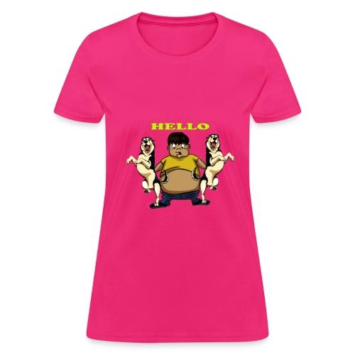 funny Boy - Women's T-Shirt