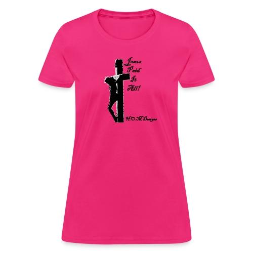 HOM Designs - Women's T-Shirt