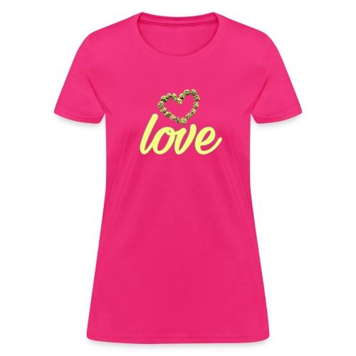 Love buds - Women's T-Shirt