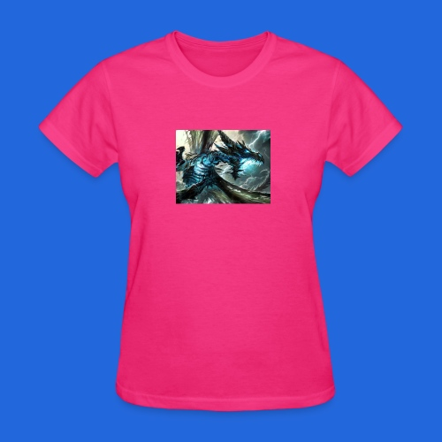 Lig dragon - Women's T-Shirt