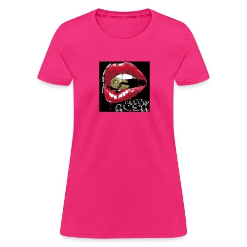 Loose Lips Sink Ships - Women's T-Shirt
