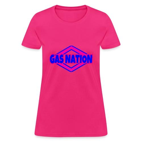 Gas nation retro - Women's T-Shirt