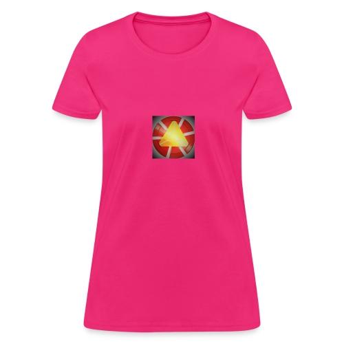 Iron Man Fidget Spinner Metal EDC Tri Spinner Fidg - Women's T-Shirt